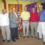 Dallas Lions Club holds installation dinner