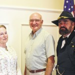 Couple presents program on Ulysses S. Grant to Wyoming Valley Civil War Roundtable