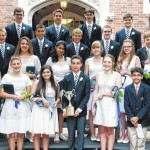 Students at Wyoming Seminary Lower School in Forty Fort receive awards