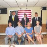 Daddow-Isaacs Dallas American Legion Post 672 honors essay contest winners