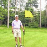 Richard Rosenthal scores hole-in-one at Newberry Estate July 3