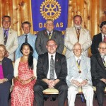 Rotary Club of Dallas installs officers, board members
