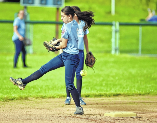 Back Mountain softball teams win district Junior and Major championships