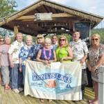 Lake Fest at Harveys Lake ends today