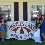 Dancers perform at Lakefest in Harveys Lake
