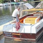 25th Annual Antique and Classic Boat Show held Aug. 15 at Harveys Lake