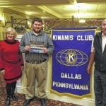 Scranton/Wilkes-Barre RailRiders sales manager visits Kiwanis Club of Dallas