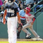 Red Lands' hot bats cooled off by Kitasuna in Little League World Series championship game