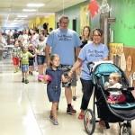Dallas Elementary School holds meet-the-teacher night