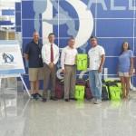 Walk for Debbie Darlings donates 50 backpacks