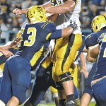 Lake-Lehman dominates Old Forge on the football field