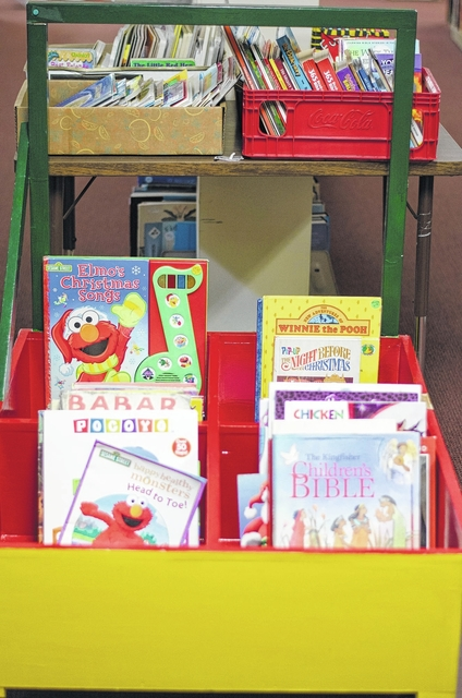 Slightly Read Bookshop has lots to offer at Back Mountain Memorial Library
