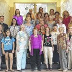 Birthday tea held at Gate of Heaven Church