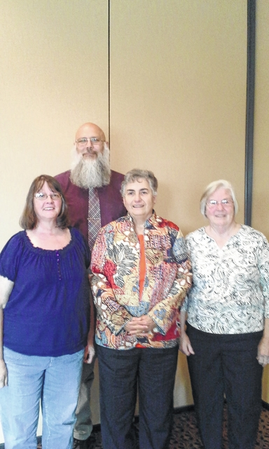 Lake-Lehman Educational Support Staff members recognized at luncheon Nov. 22