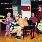 Lake-Lehman Theatre Troupe to present 'A Charlie Brown Christmas' Dec. 5-6