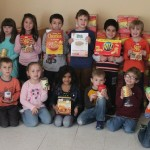 Trucksville Early Childhood Education Center students donate to Back Mountain Food Pantry