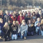 Lake-Lehman students attend SOBER campaign ribbon-cutting