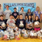 Students donate to Blue Chip Farms