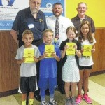 Rotary Club distributes dictionaries