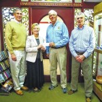 Dallas Lions Club donates to Back Mountain Memotial Library