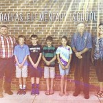 Lions Club recognizes Dallas math students
