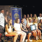Dallas Rotary Club sponsors Interact Club at Lake Lehman