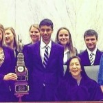 Shavertown, Dallas residents part of Wyoming Seminary Mock Trial Team honored in international event