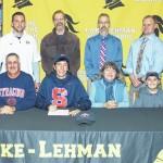 Dominic Hockenbury to attend Syracuse University in 2016