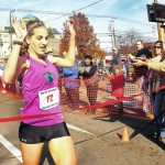 Marina Orrson, Matt Gillette cruise to victory at the Run for the Diamonds