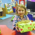 Rock Solid Academy preschoolers pack boxes for Wilkes-Barre's homeless