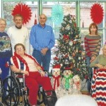 Mountain Top Senior Care receives crocheted lap robes