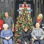 Mercy Center Skilled Nursing & Personal Care in Dallas enjoys holiday party
