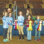 Luzerne County 4-H members participate in State 4-H Horse Show