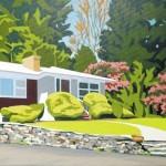 Exhibit of Nina Davidowitz's artwork will remind you of 'warmer days'