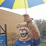 Misericordia University Cougar is 30 years young