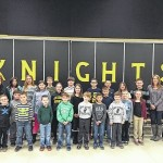 Lehman-Jackson Elementary School's 'Be Your Best' program honors students' honesty in January