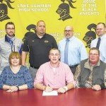 Lake-Lehman's Zachary Brucher heading to Millersville to continue academic, football careers