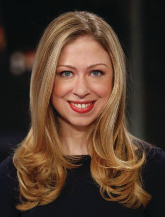Chelsea Clinton to attend political fundraiser in Back Mountain