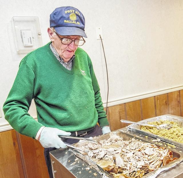 Daddow-Isaacs American Legion Post 672 in Dallas Township holds 55th Annual Pig Roast Feb. 6