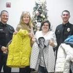 Back Mountain Police Association hold coat drive to benefit Area Agency on Aging