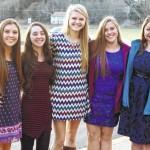 Lake-Lehman girls basketball team gets limo ride, dinner on Senior Night