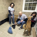 Leadership Wilkes-Barre project grooms Blue Chip animals