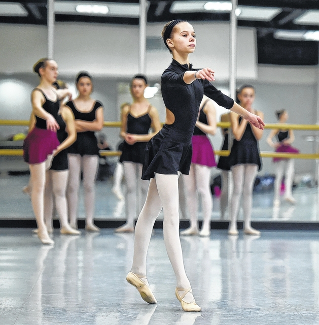 Ballet Northeast dancer Maddie Dewees of Dallas wins scholarship to prestigious School of American Ballet summer program