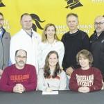 Lake-Lehman soccer player Julia Hutsko to attend Susquehanna University this fall