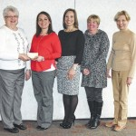 Women's group donates to Association for the Blind