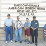 Daddow-Isaacs Dallas American Legion Post 672 golf tournament is June 11 at Stone Hedge Country Club