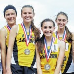 Dallas' Kravitsky, Rome dominate events at District 2 Class 3A Track & Field Championships