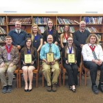 Lake-Lehman High School earns awards at 2016 Regional History Day competition