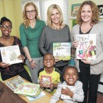 Dallas elementary donates to Misericordia women and children program