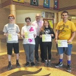 Lehman Students of the Month chosen